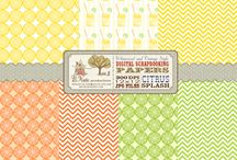 Pretty Printable Papers / by B.Nute productions