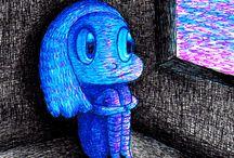 Weird Animated Stuff / by Cathy García