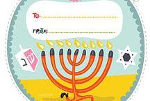 hanukkah / by Corrine Bell