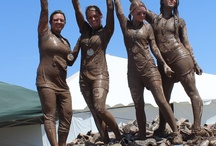 2012 Warrior Dash - Florence, AZ / Team THC - Haley, Hannah, Denise & Anne Marie  / by The Hypnotic Chronic SparkOneUp