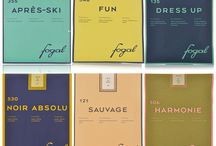 PACKAGING & IDENTITY / Pretty and design-y / by Erica Reitman / VintageDesign.me
