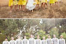 Wedding Party Attire / by Samantha Jo