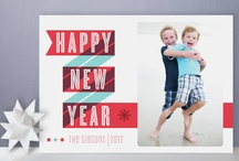 Graphics :: New Years Cards / by Jayne Swallow
