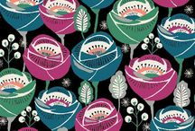 Prints and Patterns / by Louise Ireland