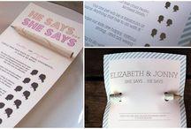 Wedding Things / by Lisa Bellar