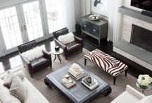 Pretty Living Spaces / by Persnickety Mama