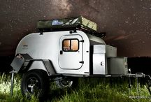 Cool and funky RVs & Trailers / RVs that rock our socks! / by myCampmate