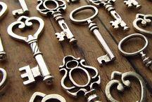 keys  / by Sept47Morn