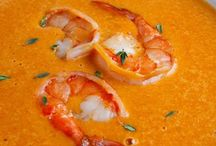 Soups, bisque, gumbo / by The Princess Bridal (PrincessBridal3)