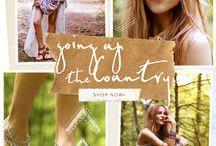 Newsletter inspiration / by Jeanette Oren