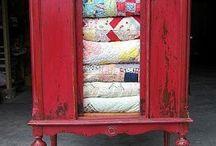Quilt display / by Roxanne Becker