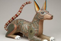 Oaxacan Carvings / by Jennifer Cahoon