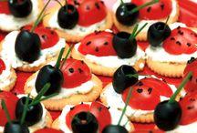Fun appetizers / by Anto Net