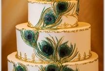 Wedding Cakes / by Edwina Washington Poindexter