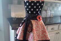 Adorable Aprons / by Natalie Cogdill