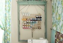 Sewing Room / by Stephanie Scribner-Succio
