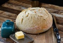 Recipes - Bread/Rolls etc. / by Kendra Stockton