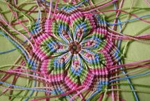 Crafts - Weaving & Yarn / by Debbie Serrer