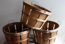 Baskets / by Gladys Johanna Méndez de Torres