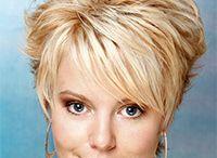 Hair styles / by Sandy Grabowski