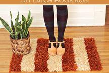 Latch hook / by Dayna Horn Kotzian