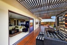 House - Pergola & Outdoor Kitchen / by Kate Palmer
