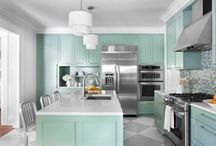 New house ideas  / by Danielle Zipfel Pajer