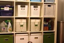 Organize My Basement / by Stephanie Hernandez