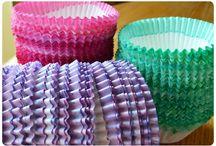 Cupcake Party Theme / by Jennifer Vogenthaler