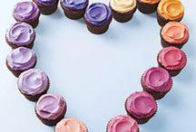 cakes and bakes / by Sandra Prashad-Ullah