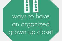 Organizing / by Meg Duffy