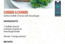 #MeetTheMakers recipes / by Selfridges.com