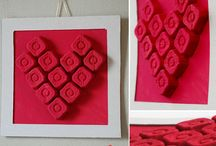 craft of eggs carton / by Кrокотак