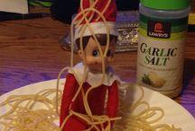 Elf On The Shelf  / by Ashtynne Hudson
