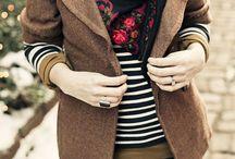 Fall/Winter Styles / by Elyse Vergez