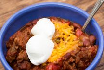 Chili / by Hope Dotson