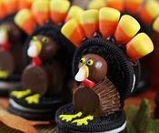 Food - Thanksgiving  / by Mary Cheney