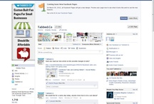 Facebook Pages / by Róisín