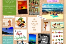 Vision boards / by Heather