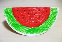 Summer Preschool Ideas! / by Renee Bond