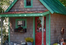 cottages oh so cute / by Ruth Harris