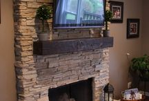 Fireplace / by Noel Smeraglia