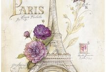 Paris and all of France / Since I was a little girl I have wanted to see the Eiffel Tower.  I am intrigued by all of France and hope to visit one day.  Until then I will pin. / by Cathy Kent