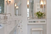 Bathroom ideas / by Premier Williamsburg Real Estate