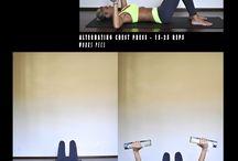 get fit / by K J