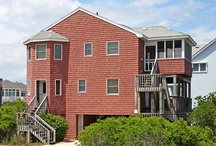 Corolla Vacation Rental Homes / Corolla Vacations | Outer Banks, NC / by Resort Realty Outer Banks