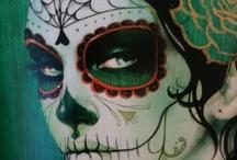 Dia de los muertos / by Tracy Sparkes