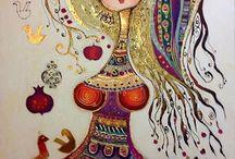 turk ressamlar / by Inci Çamdere