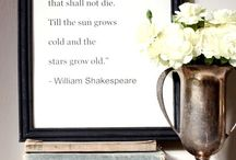 Quotes / by Michelle Schiess