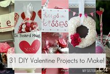 Stampin Up Valentines Day Cards / by Brandy Godush-Cox